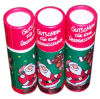 Colourful Attractive Cute Christmas Cardboard Tubes (YY-B0137)