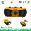 Multifunctions Music Player & Crank Dynamo Music Player & Emergency Music Player