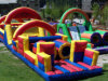 Giant Inflatable Outdoor Kids Obtsacle Course Games for Sale