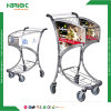Stylish Airport Passenger Duty Free Store Shopping Trolley