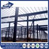 Large Span Aseismatic Steel Space Frame Structure Warehouse