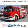 8ton Sinotruk Water Fire Truck Euro3