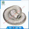 Fire Resistant Combi Glass Fabric Aluminum Flexible Duct for HVAC Systems