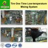 Tire Single-Stage Low-Temperature Mixing System