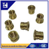 Brass Knurled-Head Thumb Nut with Milling Grooved