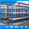 Medium Duty Warehouse Storage Longspan Shelf