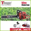 Professional Chain Saw 49.2cc with CE, GS, Euro II Certificates