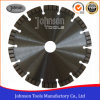 180mm Laser Welded Saw Blade with Turbo Segment for Granite