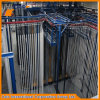High Production Vertical Powder Coating System for Aluminum Profile
