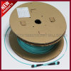 100G 24F Array Fiber Optic MPO OM3 Trunk Patch Cable