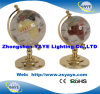 Yaye 18 Hot Sell White Gemstone Globe /World Globe 80mm/110mm/150mm/220mm/330mm