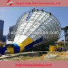 Popular Steel Water Slides Space Frame Water Park Equipments