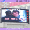 P25 High Brightness DIP LED Screen Panels Display for Advertising