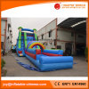 Giant Inflatable Hot Summer Jungle Park Slide (T11-099)