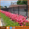 Powder Coated Galvanized Faux House Wrought Iron Fence Panels
