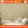 PVC Decorative Wallpaper Deep Embossed