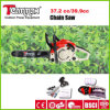 Professional Chain Saw with 37.2cc CE, GS, Euro II Certificates