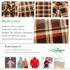 Purple Printed Fabric Textiles for Baby Polar Fleece Blanket