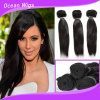 Wholesale Indian Human Hair Straight High Quality 100% Virgin Remy Hair Weft