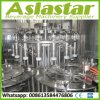 Fully Automatic Pet Bottled Fruit Juice Rinsing Filling Capping Machine
