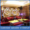 Customized Factory Manufacture Golden Shape Curtain Wall for KTV/Hotel/Beauty Centre