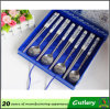 Blue and White Porcelain Stainless Steel cutlery