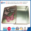 Embossing Metal Gift Packing Box
