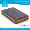 8000mAh 10000mAh Waterproof Portable Solar Power Bank for Mobile Phone Made in China