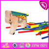 2015 Colorful Funny Play Wooden Toy Layers for Kids, Horse Design Children Wooden Layer Toy, Educational Wooden Layers Toy W13D075