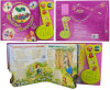 Customized Hardcover Baby Music Book