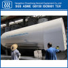 10m3 Horizontal Cryogenic Liquid Oxygen CO2 LNG Tank with Saddle