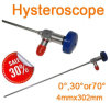 Popular Rigid Optic Fiber Hysteroscope 4X302mm Endoscope Compatible with Storz, Olympus, Wolf, Stryker with Ce Certification-Candice