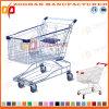 Supermarket Asian Style Zinc Shopping Trolley (Zht33)