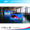 P5mm Indoor Full Color Curved LED Display with Magnetic Module