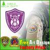 OEM Wholesale Cheap Logo Laser Print Embroidery Badge