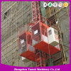 Double Single Cabin Construction Elevator Hoist Machine