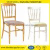 Wholesale Aluminum Wedding Napoleon Chair in Metal