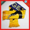 Customed Advantising Knitted Acrylic Football Scarf