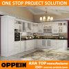 Oppein European White Alder Solid Wood Kitchen Cabinet (OP14-007)
