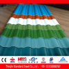 Cold Rolled Corrugated Color Coated Roofing Tile