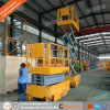 Ce Certificated Widely Used Self-Propelled Hydraulic Scissor Lift