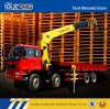 XCMG Official Manufacturer Sq14sk4q 14ton Straight Arm Truck Mounted Crane