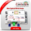 High Performance CATV FTTH Mini Optical Network Receiver ONU Rfog Node