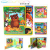 Preschool EVA Board Book/ Children Book/ Casebound Book