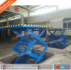 1.2ton Hot Sale Hydraulic Electric Stationary Scissor Elevator Lift on Promotion
