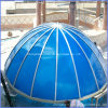 100% Virgin Bayer Clear Policarbonato Panel for Dome