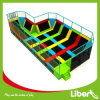 New Professional Manufacturer Rectangular Trampoline for Teenager