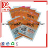 Side Seal Cooked Food Packaging Plastic Flat Bag