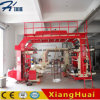 Stack Type Four Color 4 Color Flexo Printing Machine