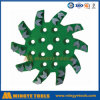 10inch Diamond Grinding Disc, Grinding Concrete Floor